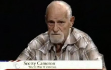 Scotty Cameron, Army Corps, World War II Veteran (Europe)