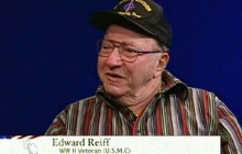 Edward Reiff, USMC, World War II Veteran