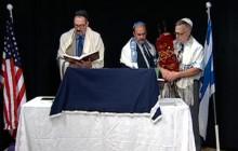 Yom Kippur Service 2015