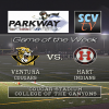 Game of the Week: Ventura vs. Hart, Oct. 2, 2015