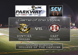 Game of the Week: Ventura vs. Hart, Oct. 2, 2015