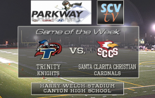 Game of the Week: Trinity vs. SCCS, Oct. 10, 2015