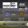 Game Of The Week: Saugus vs Canyon, Oct 23, 2015