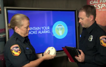 National Fire Prevention Week, Smoke Alarms