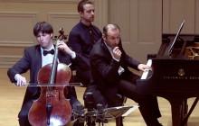 Daniel Müller-Schott, Simon Trpčeski Perform Beethoven, Brahms, Chopin