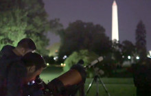 Astronomy Night at White House; New Rocket System; more