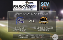 Game of the Week: Saugus vs Golden Valley, Nov 6