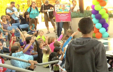 Kids, Parents Make Literacy a Hands-On Experience