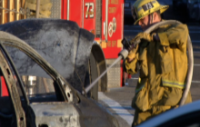 Nov. 23, 2015: Car Fire; Duane Harte; Light Up Main; more