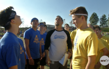 (Video) Third Annual Turkey Bowl Returns to Castaic Middle School