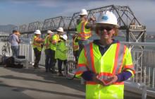 Caltrans Practices Blasting Bay Bridge Pier