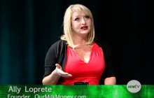 Ally Loprete, Founder of Our Milk Money