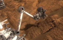 Curiosity Rover Looks at Sand Dunes on Mars; more