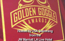SCV Swimmers Trade In Their Goggles for Glam At The Golden Goggles Awards