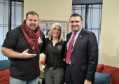Dante Acosta, Scott Spackey, Combat Radio