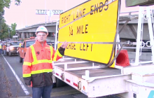 Retro-Reflective Signs Increase Safety, Reduce Costs