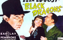 Episode 03: Bela Lugosi & Clayton Moore in 'Black Dragons' (Monogram 1942)