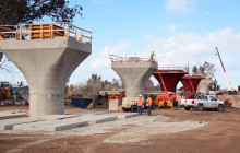 Construction Update: Fresno River Viaduct