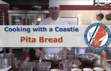 Cooking With a Coastie: Pita Bread