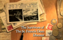 Survivors of the 1928 St. Francis Dam Disaster, Plus: The Warning (2003)
