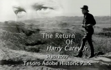 The Return of Harry Carey Jr. to Saugus