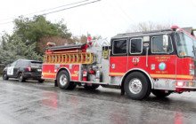 Jan. 6, 2016: Flash Flood Warning; Structure Fire; more