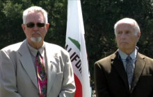 Vietnam Vets Bill Reynolds, Stanley Cockerell Receive Bronze Stars