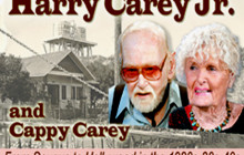 Harry Carey Jr. & Ella (Cappy) Carey