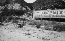 L.A. Water Story and the St. Francis Dam Disaster