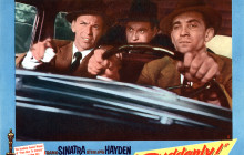 Episode 08: Frank Sinatra & Sterling Hayden in 'Suddenly' (1954) – Part 2 of 2