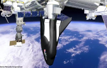 ISS Cargo Contracts, Spacewalk Snafu, Ceres Closeup, more
