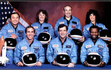 Orion, Space Launch System; Ceres; Remembering Challenger