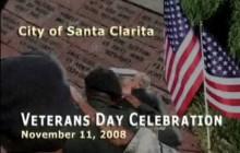 SCV Veterans Day Celebration (2008)
