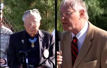 Agua Dulce Veterans Day Ceremony Featuring 'Joe' Sakato, MOH Recipient