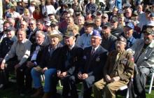 SCV Veterans Day Ceremony (2010)