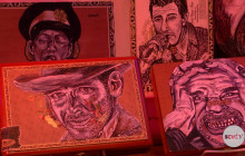 Feb. 4: Fire; Cigar Box Artist; more