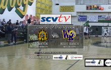 Boys Basketball Game of the Week: West Ranch vs. Canyon 2-9-16