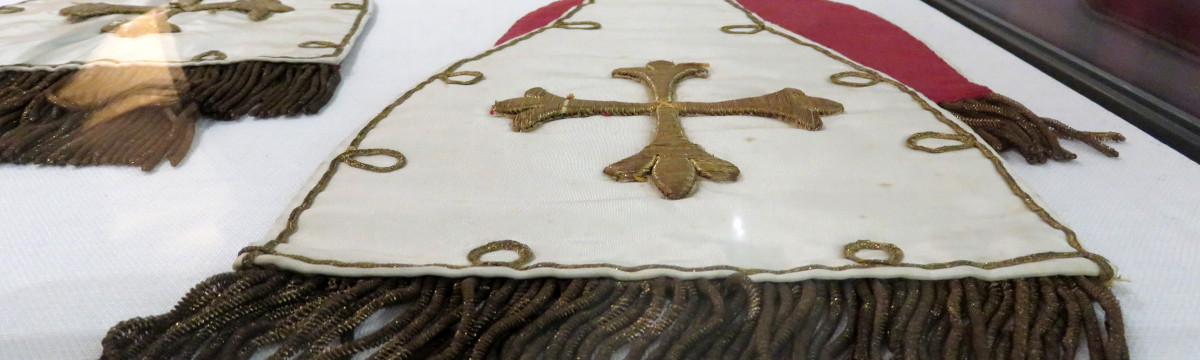 The Del Valle Vestments: Relics of Old SCV On Display at LMU