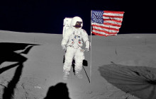 Edgar Mitchell, 6th Man on the Moon, Dies at 85
