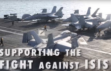 USS Harry S Truman Supports Fight Against ISIS