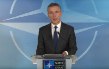 NATO Providing Support with Refugee, Migrant Crisis