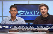 West Ranch TV, 2-9-2016: Eat Real Cafe, Girls Basketball