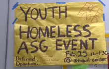 COC ASG Advocates for Youth Homelessness