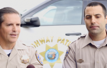 CHP Officer John Lutz Announces Retirement, Replacement