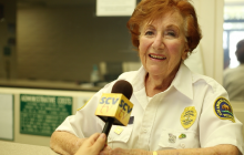SCV Sheriff's Station Volunteer Celebrates 25 Years of Service