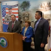 City Unfurls 'Hometown Heroes' Military Banner Program