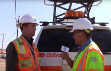 News Flash: Caltrans Pioneers New Surveying Technology