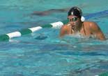 Foothill League Swim: Hart vs Valencia 3-24-16