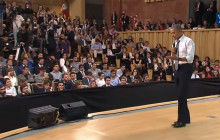 Obama in Argentina: President Holds Town Hall with Young Leaders of the Americas