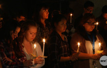 Friends, Family Gather at COC to Honor Commerce Crash Victims